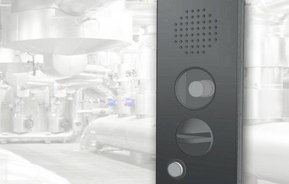 Product development industrial intercom housing